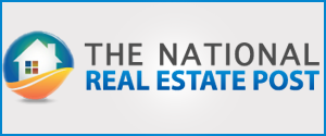 the national real estate post Logo